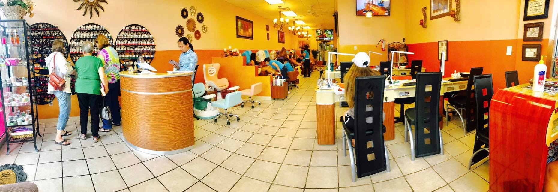 Pedicure in Round Rock Texas